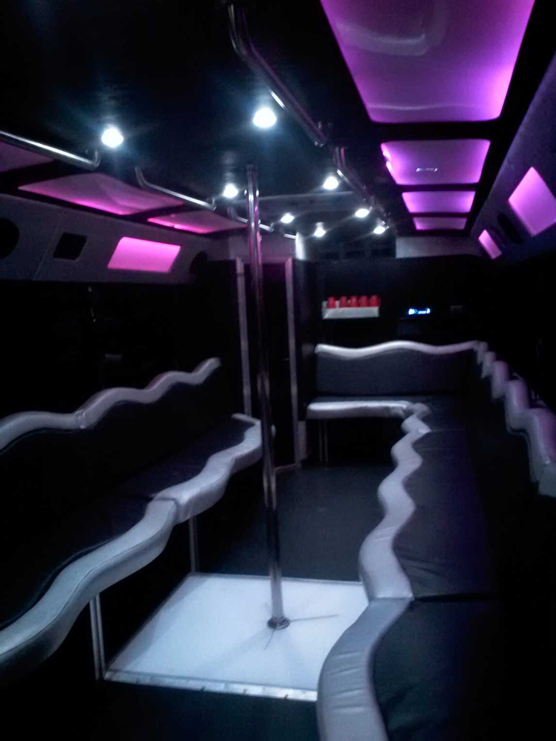 dc party bus #18